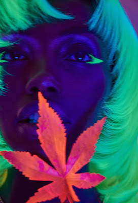 Playboy Viceland Black Light UV Neon Seven Deadly Sins