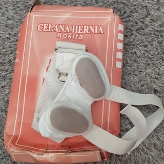 Celana Hernia Pria Dewasa Berkualitas Higienis Original Rosita
