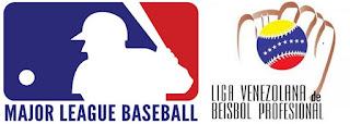 MLB y LVBP Logo