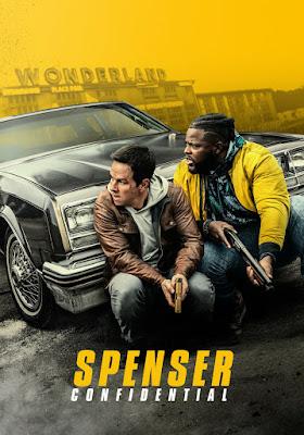 Spenser Confidential 2020 DVD HD Dual Latino 5.1 + Sub FORZADOS