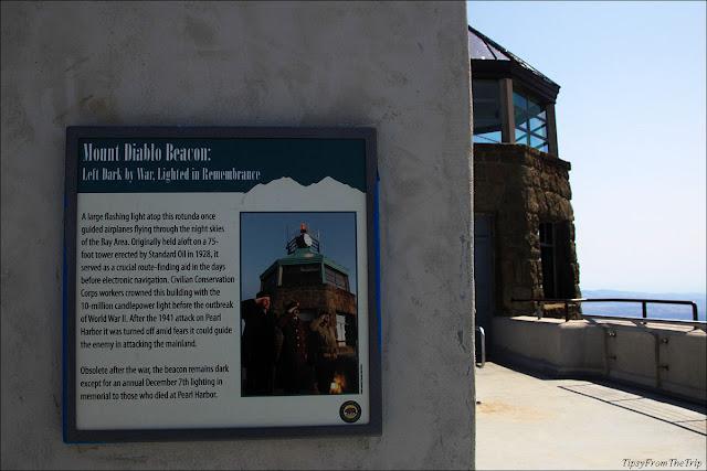 Mt. Diablo's Beacon