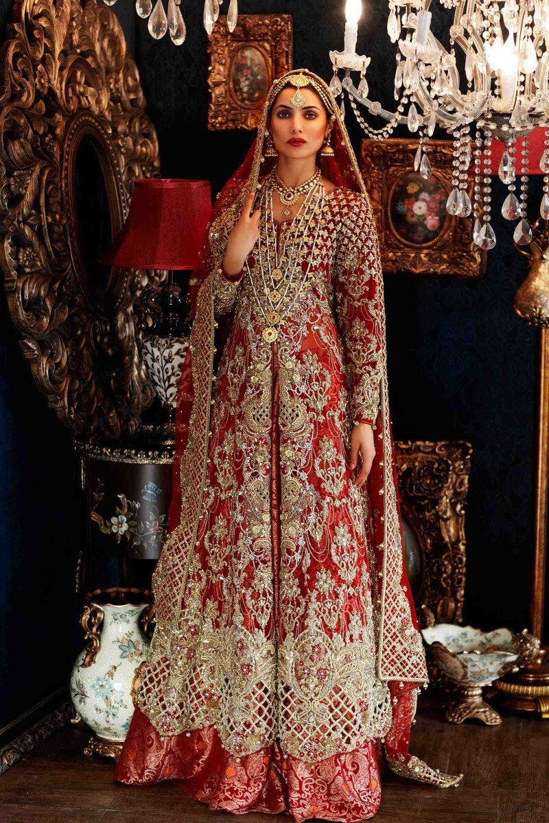 Best Maria B Bridal Dresses Designs Walima Collection Online ...