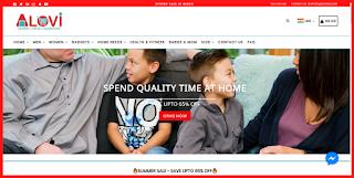 Alovico Store - E - Commerce
