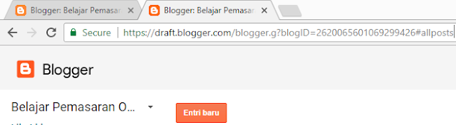Menggunakan HTTPS Custom Domain di Blog