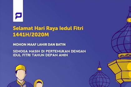 Kumpulan Ucapan dan Kata-Kata Mutiara Selamat Idul Fitri