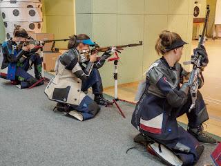 MPKiM 2017 Sylwia strzelectwo
