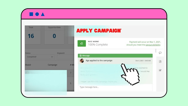 apply campaign intellinfluence