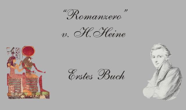 on feet images of really cheap new authentic Gedichte und Zitate für alle: H.Heine: Romanzero- 1. Buch ...