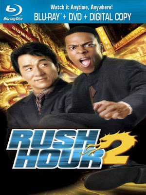 Rush Hour 2 (2001) 480p 300MB Blu-Ray Hindi Dubbed Dual Audio [Hindi – English] MKV