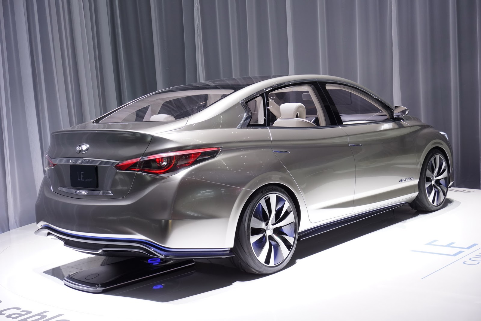 All Electric Infiniti Concept To Debut In Detroit Carscoops