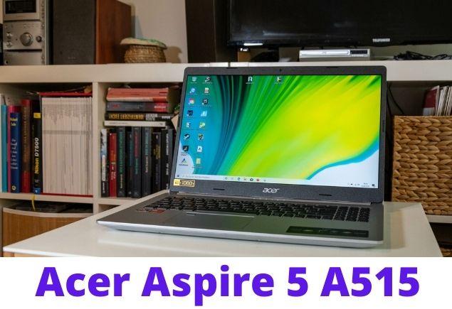 Acer Aspire 5 with Ryzen DISPLAY 2