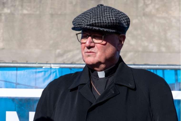 Kardinal Dolan Dikarantina Setelah Kontak Langsung dengan Pasien Covid-19