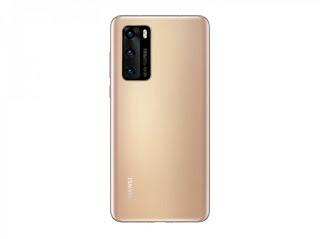 Huawei-P40-Gold