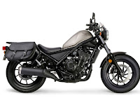 Cari Tahu Rahasia Honda  CMX500AH