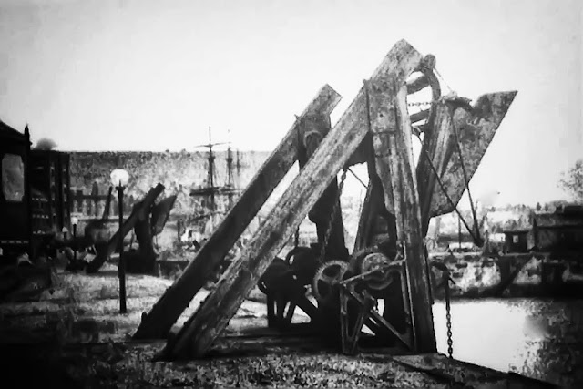 Coal Hurries - Used To Load Coal Into Ships