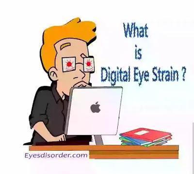 Digital Eye Strain , effective tips to reduce digital eye strain
