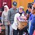 Kodiklat TNI AD Melaksankan  Bhaksos Di Wilayah Tengger G. Bromo