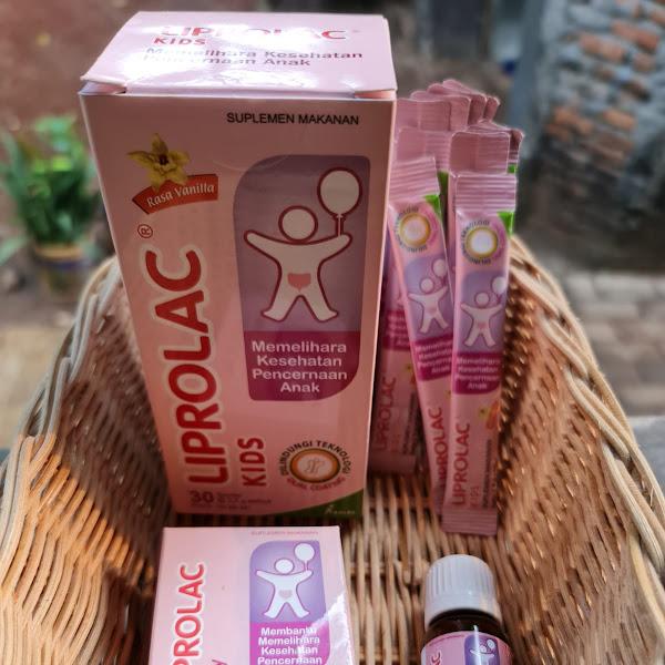 Liprolac, Sahabat Ibu Untuk Anak Sehat
