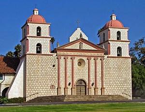 Missão Santa Barbara, Califórnia