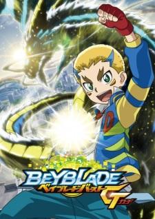 Vòng Xoay Thần Tốc Phần 4 -Beyblade Burst Gachi