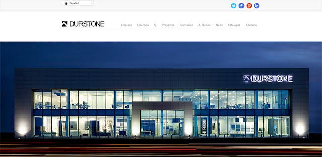 Durstone página web