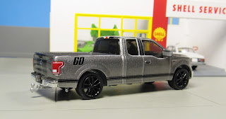 GreenLight  Gone in 60 Seconds 2015 Ford F-150