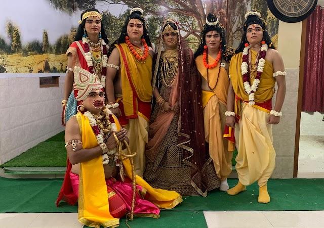 राम बने अयोध्या के राजा, खुशियों से जगमग हुई अयोध्या नगरी