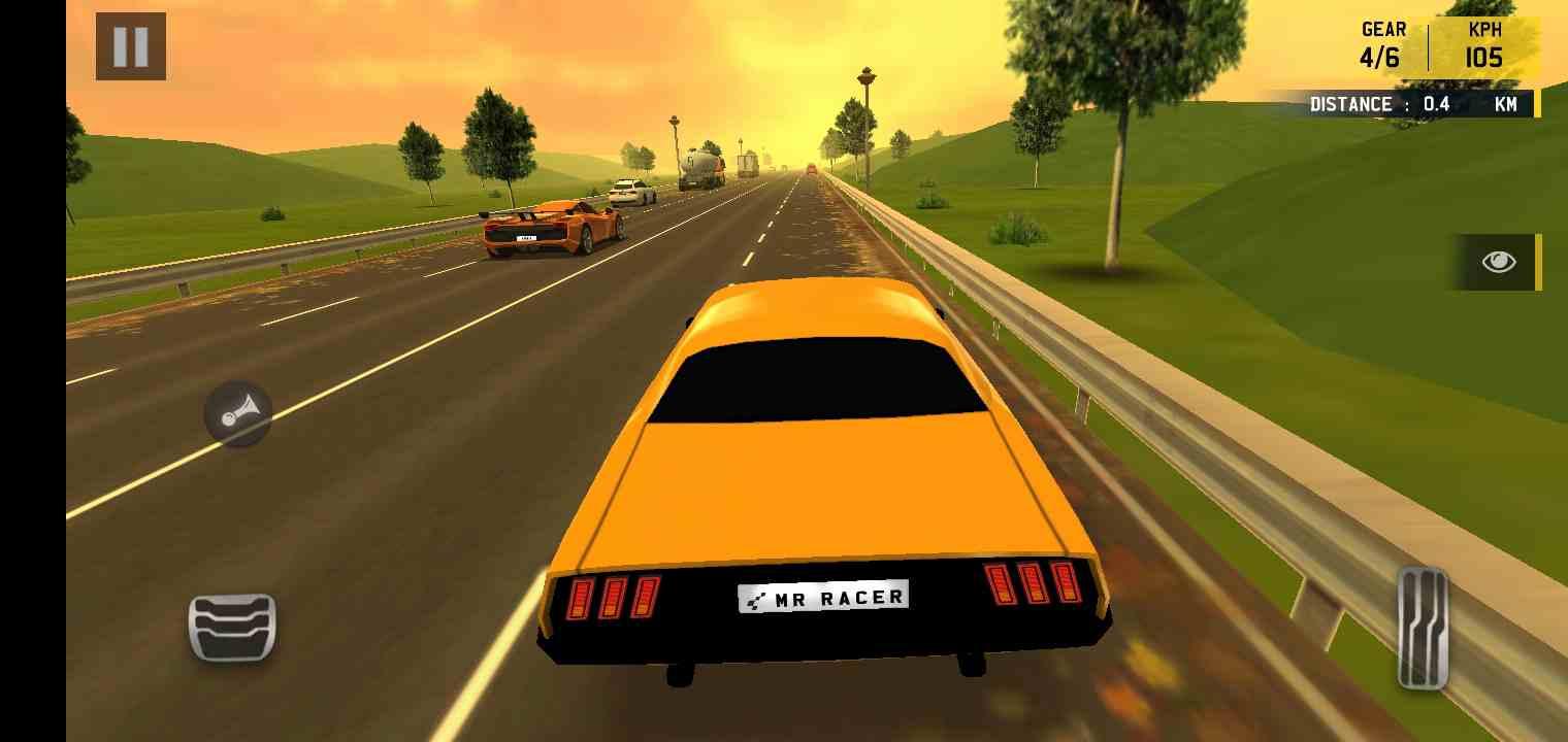 MR Racer