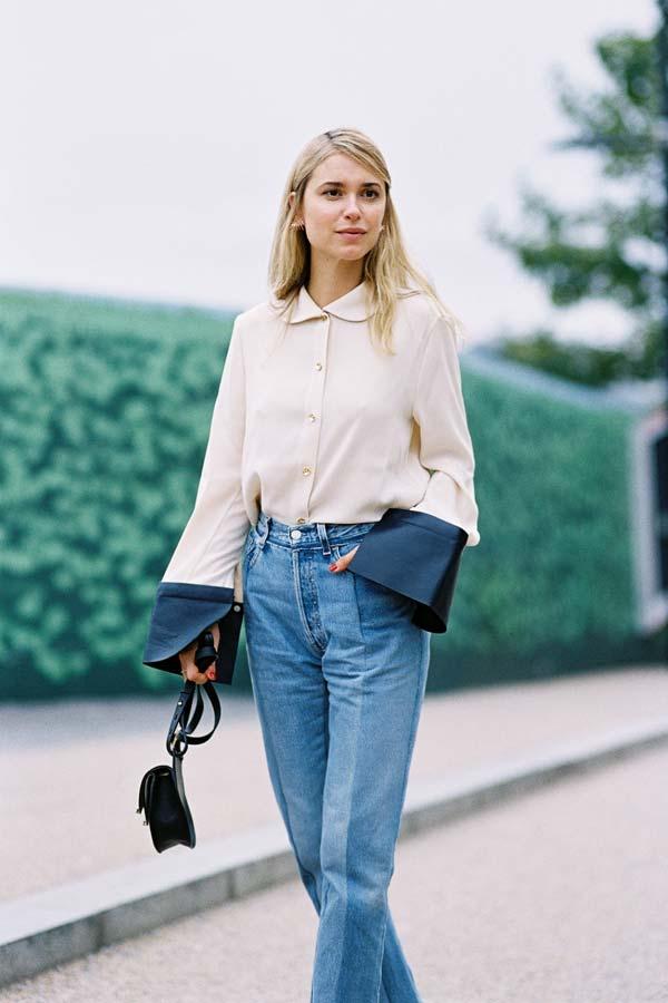 Vanessa Jackman London Fashion Week Ss 2016 Pernille