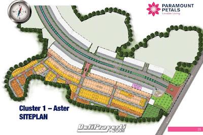 paramount petals masterplan