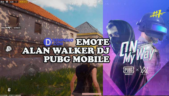 Cara Mendapatkan Emot DJ Alan Walker