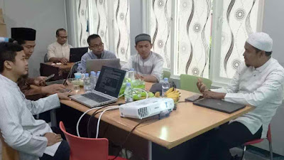 Lakukan Upgrading SDM, Roumah Wakaf Gandeng Al Bayan Sinergy