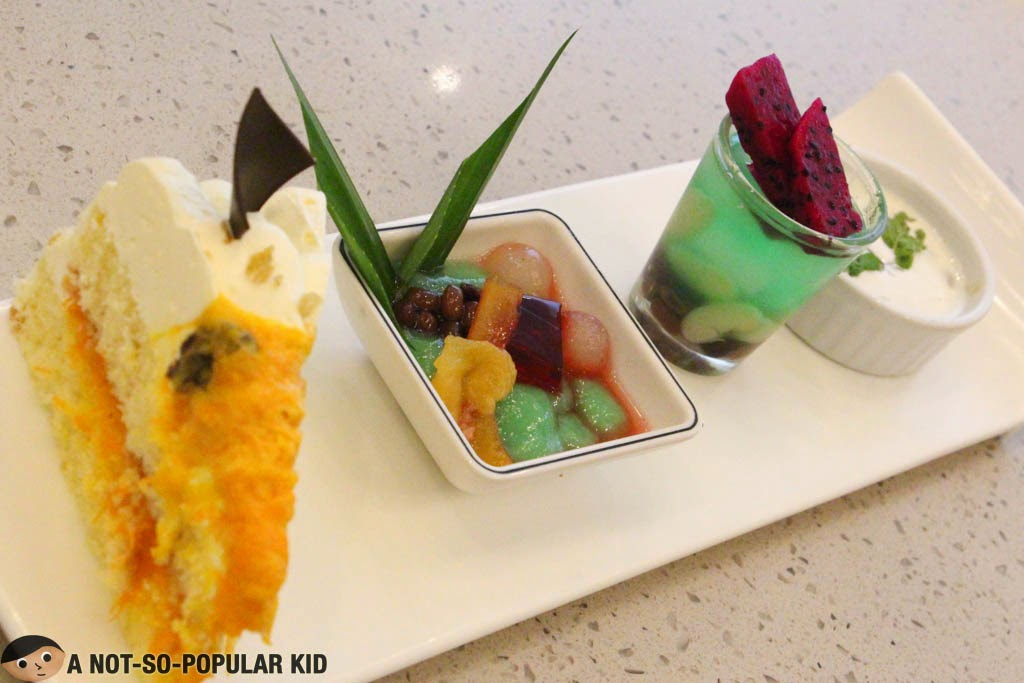 The interesting yet familiar desserts for the Southeast Asian additions in Vikings