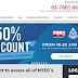 50% discount saman PDRM 18 - 22 Januari 2020