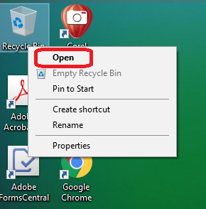 Cara Mengembalikan File Yang Terhapus Di Windows 10