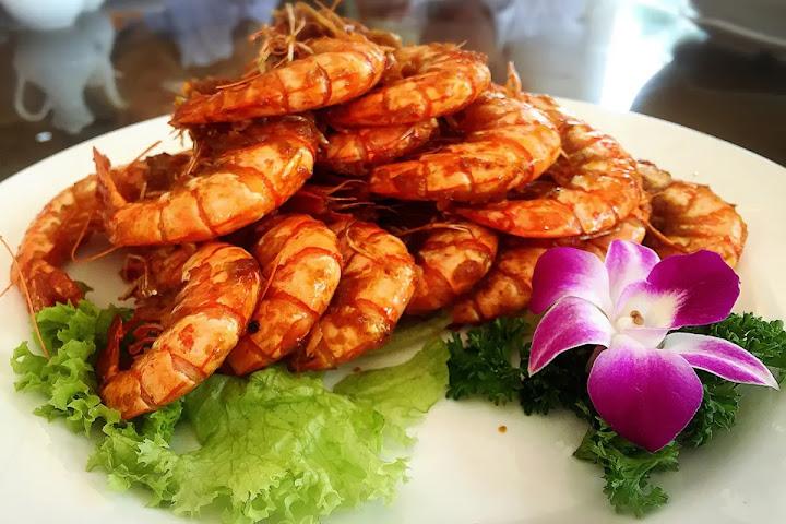 Как правильно есть морепродукты в Таиланде