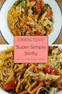 Super Simple Stir-fry Recipe