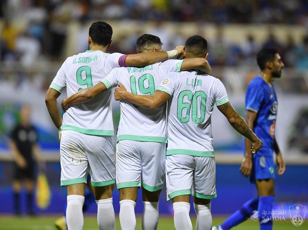 نتيجة مباراة الأهلي السعودي واستقلال دوشانب بتاريخ 28-01-2020 دوري أبطال آسيا