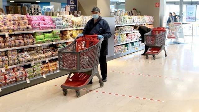 Τι αλλάζει σε εμπορικά καταστήματα και super market