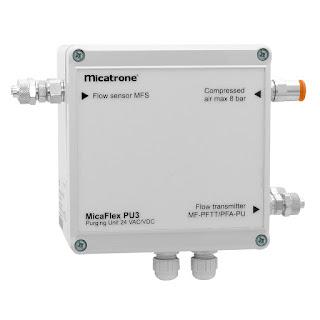Flow transmitter Micatrone Micaflex PU3, Bộ chuyển đổi lưu lượng, Micatrone Vietnam