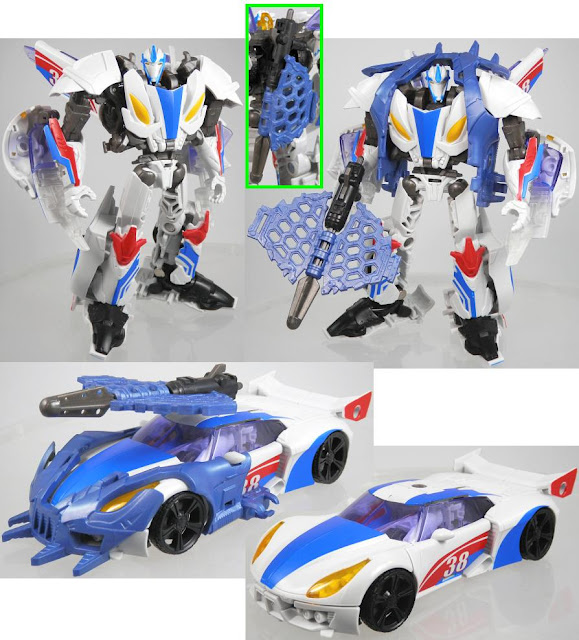 Beast Hunters: Smokescreen, Transformers: Prime