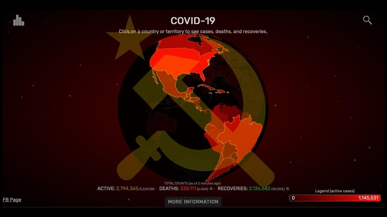 Balderrama y Gil abordan el tema de la pandemia y las acciones estatales desde una crítica al sistema global / WEB