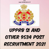 UPPRB SI and other 9534 post recruitment 2021 - Last date Extended