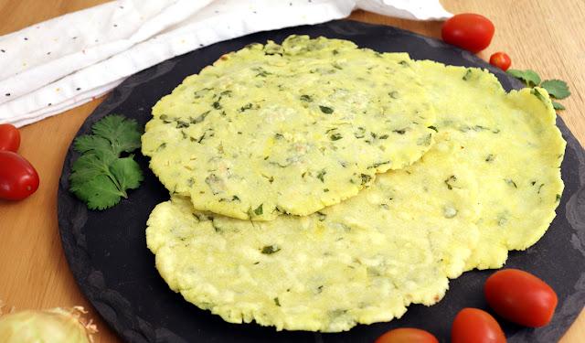 Pão de arroz indiano só dois ingredientes pão caseiro fácil e rápido