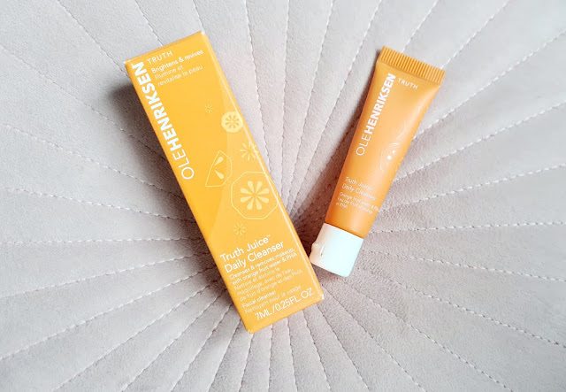 Ole Henriksen Truth Juice Daily Cleanser review