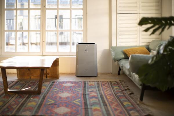 Sharp aposta em tecnologia de iões para purificação do ar