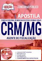 Apostila Digital CRM Minas Gerais PDF grátis.