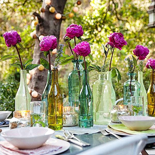 decoração de mesa para o dia das mães