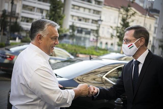 Itt kezdte a reggelt Orbán Viktor - nagy bejelentésre számíthatunk