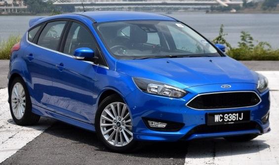 Ford Focus EcoBoost chiếc xe gia đình tầm tỷ đồng VN